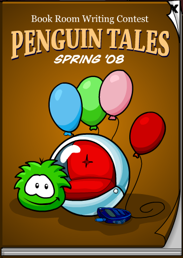 club penguin books tales