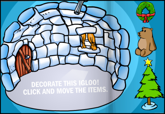 Facts About Sensei Explained And New Coming Igloo Catalog!! : D