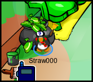 Ultimate Club Penguin March 2009 St. Patrick Day Party Cheats And Secrets!! : D