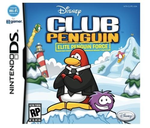 Club Penguin DS
