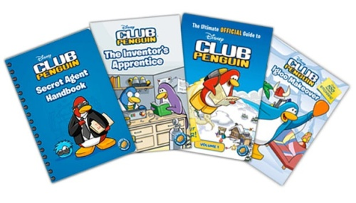 Secret Agent Handbook Club Penguin Cheats Secrets Guides