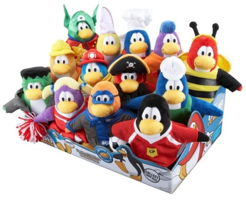 club penguin toys