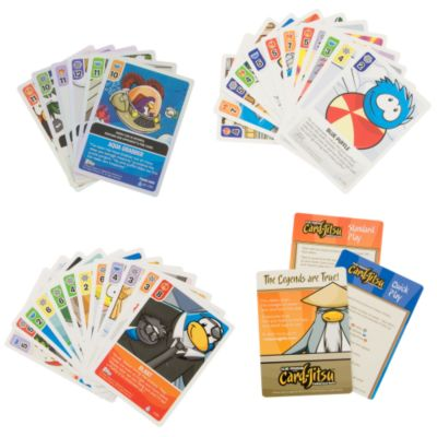 more cards puffle deck