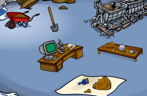 club penguin mine