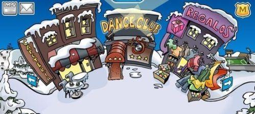 club penguin Spanish
