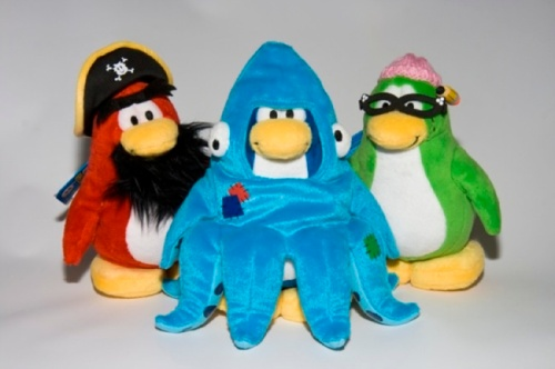 series 3 toys club penguin
