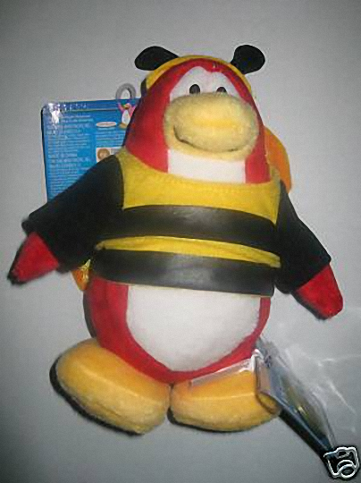club penguin series 3 toys