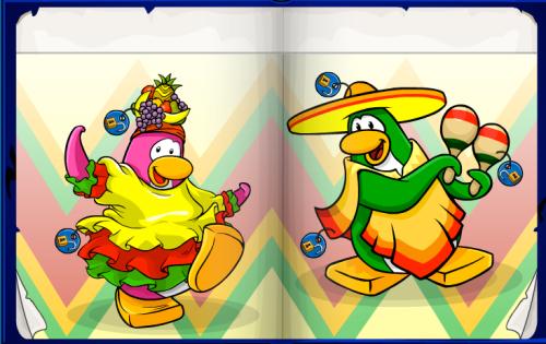 club penguin series 3 treasure book